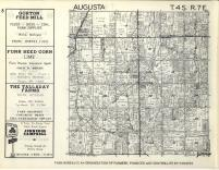 Augusta T4S-R7E, Washtenaw County 1957